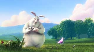 Open source film Big Buck Bunny