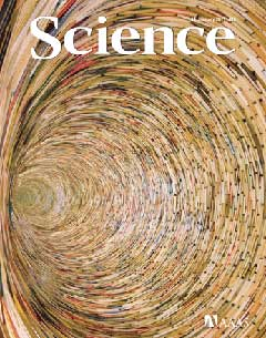 Cover of the Science Magazine January 14, 2011