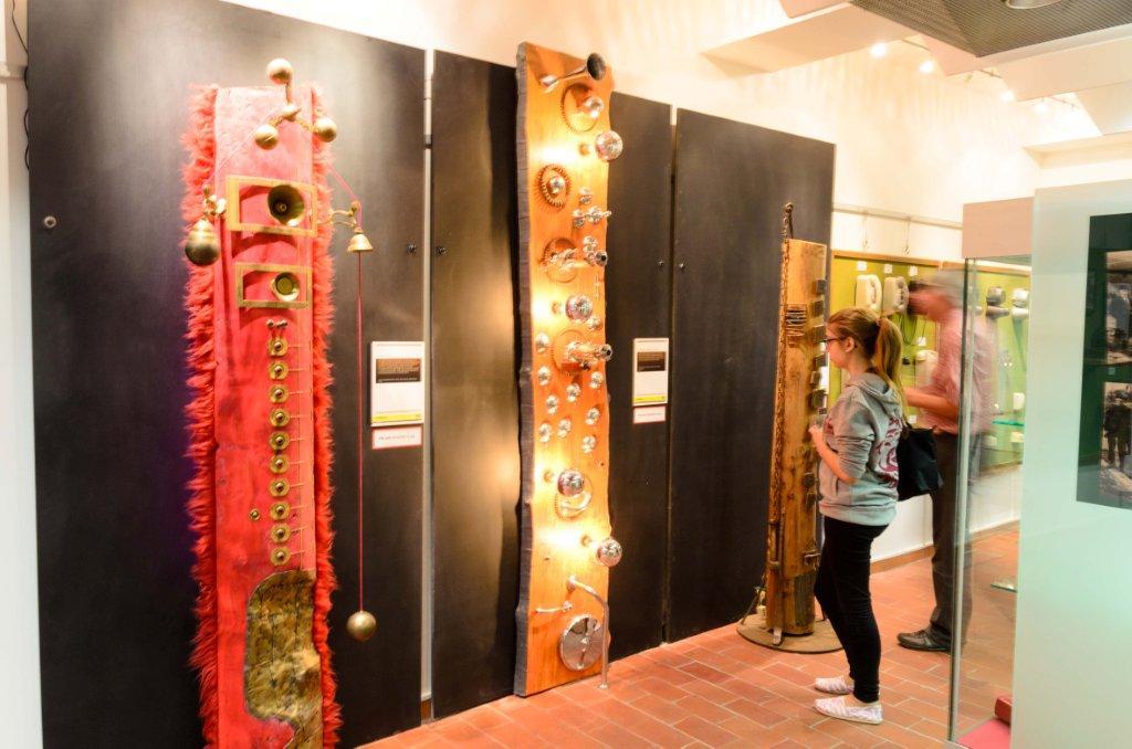 """Vernissage de l'exposition """"les téléphones importables """" de Lionel Stocard"""