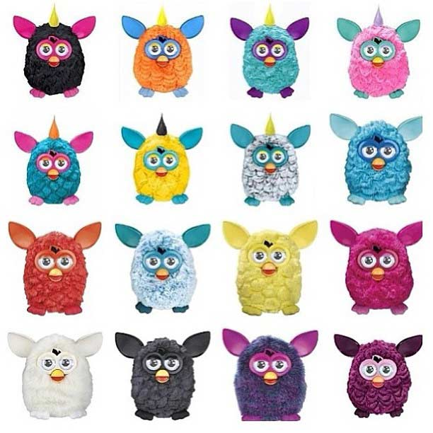 Furby | Internet with a Brain