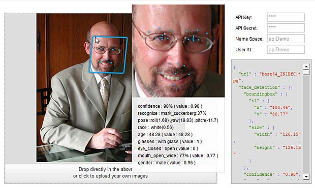 Face Recognition Tests : Orbeus ReKognition