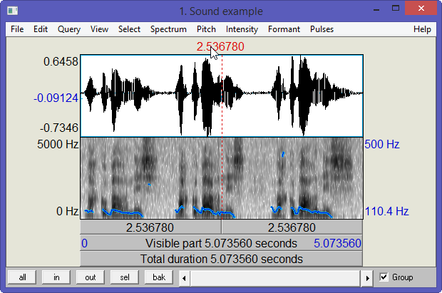 Spectrograms and speech processing | Internet with a Brain