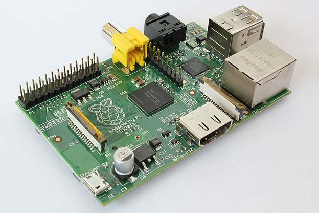 Ordinateur Raspberry Pi modèle B
