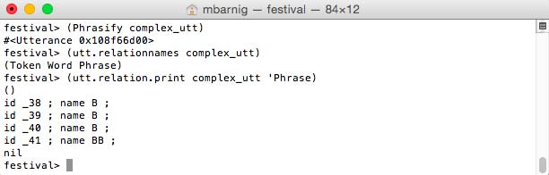 Festival Phrasify Module to insert boundaries