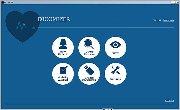 DICOM image viewers | Internet with a Brain
