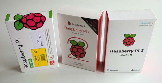 Raspberry | Internet with a Brain