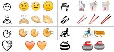 New Emoji Candidates 2016