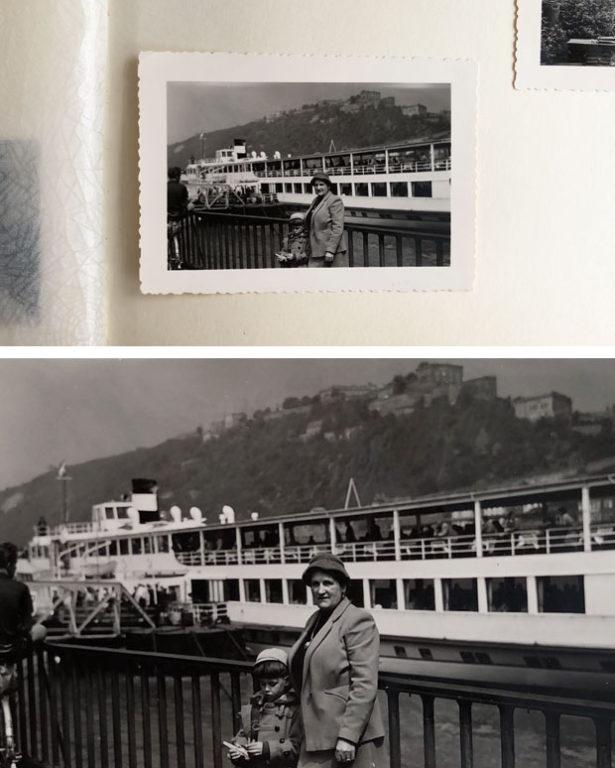 Anciennes photos numérisées