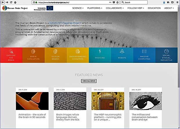 HBP Website