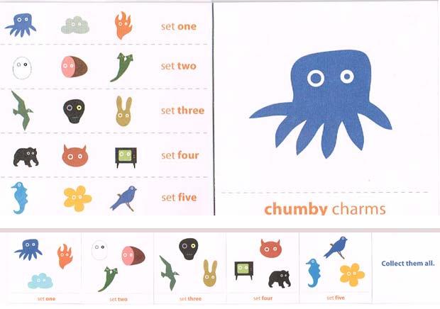 Chumby charms