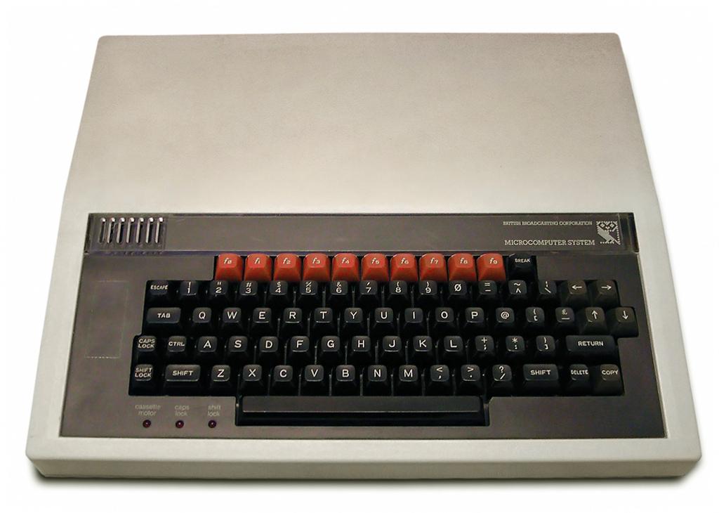 Microordinateurs BBC mod. B