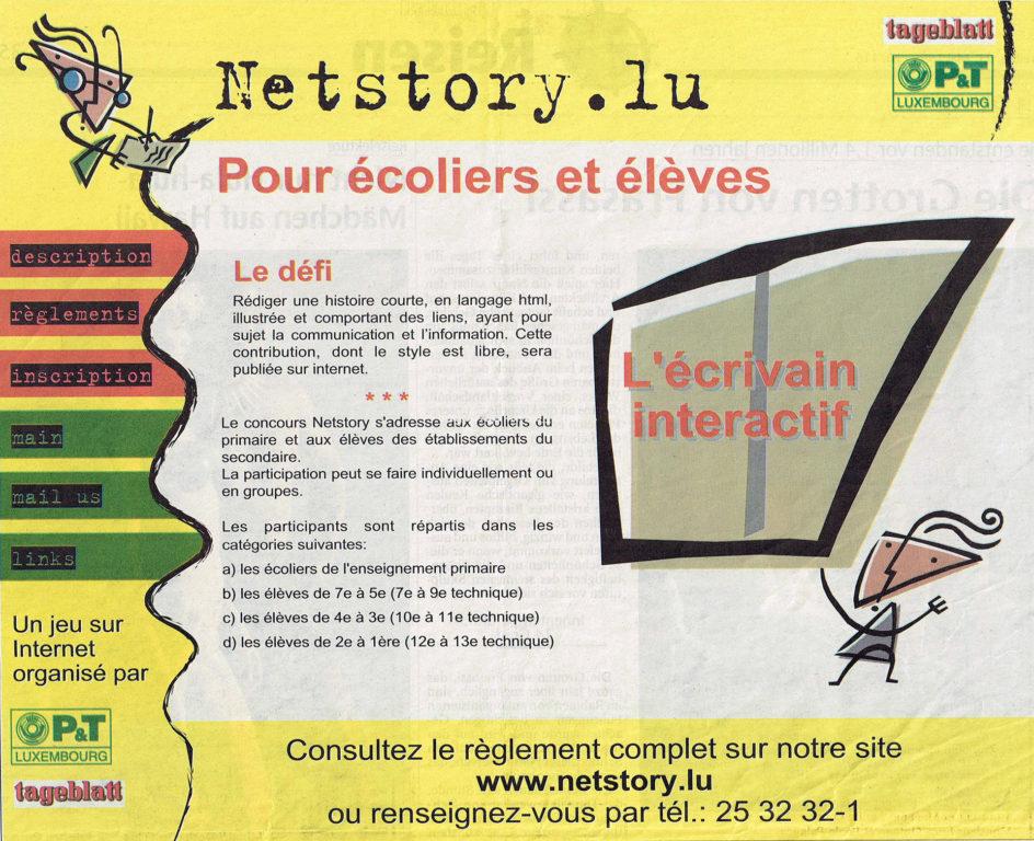 Netstory.lu