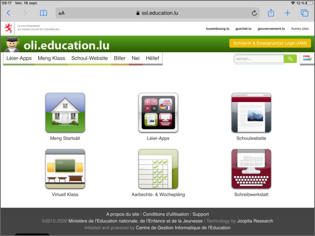 oli.education.lu