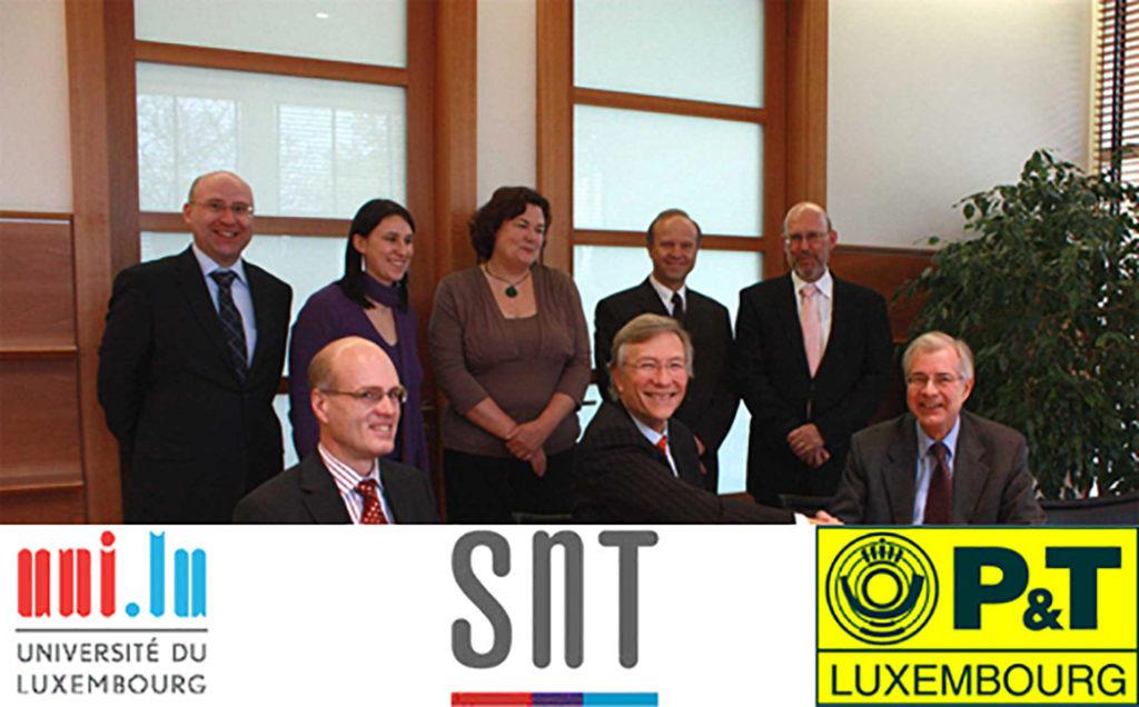 Partenariat P&T – SNT